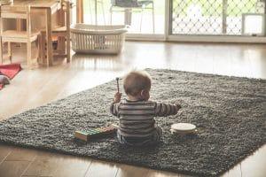 Comment aménager un salon pour la garde d'enfants ?