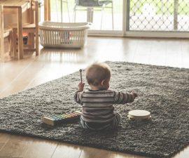 Aménager un salon pour la garde d'enfants