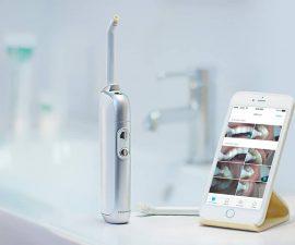 l'utilité d'une brosse à dents connectée