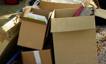 Où trouver des cartons de déménagement