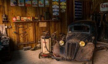 Un dallage en PVC rend votre garage plus fonctionnel et plus propre