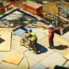 Innovations matériaux construction
