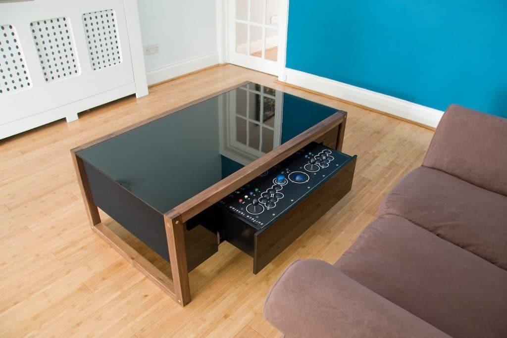 Table connectée NUCLEUS