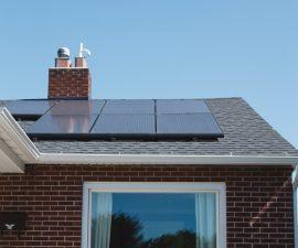 Maison économe en énergie