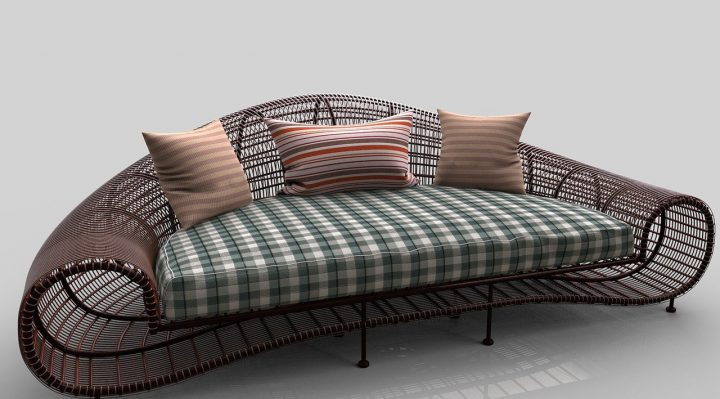 housse de canapé et chaise extensible
