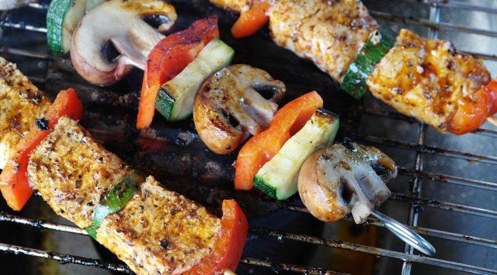 un barbecue intelligent