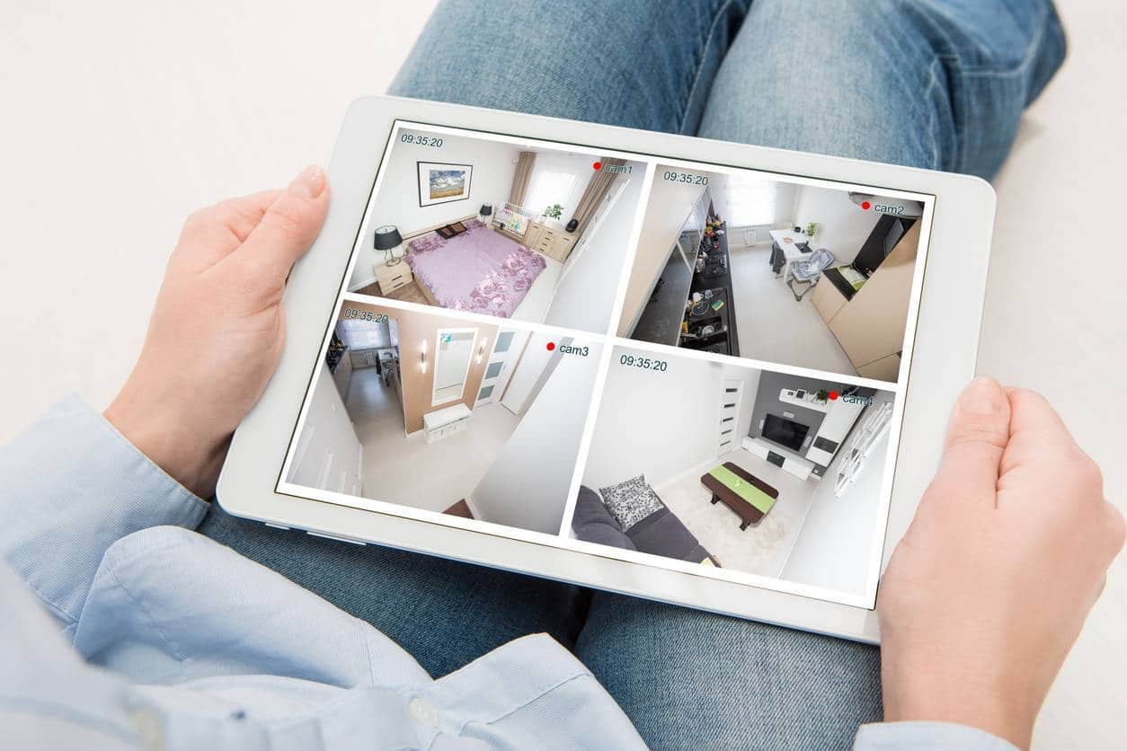 surveillance tablette
