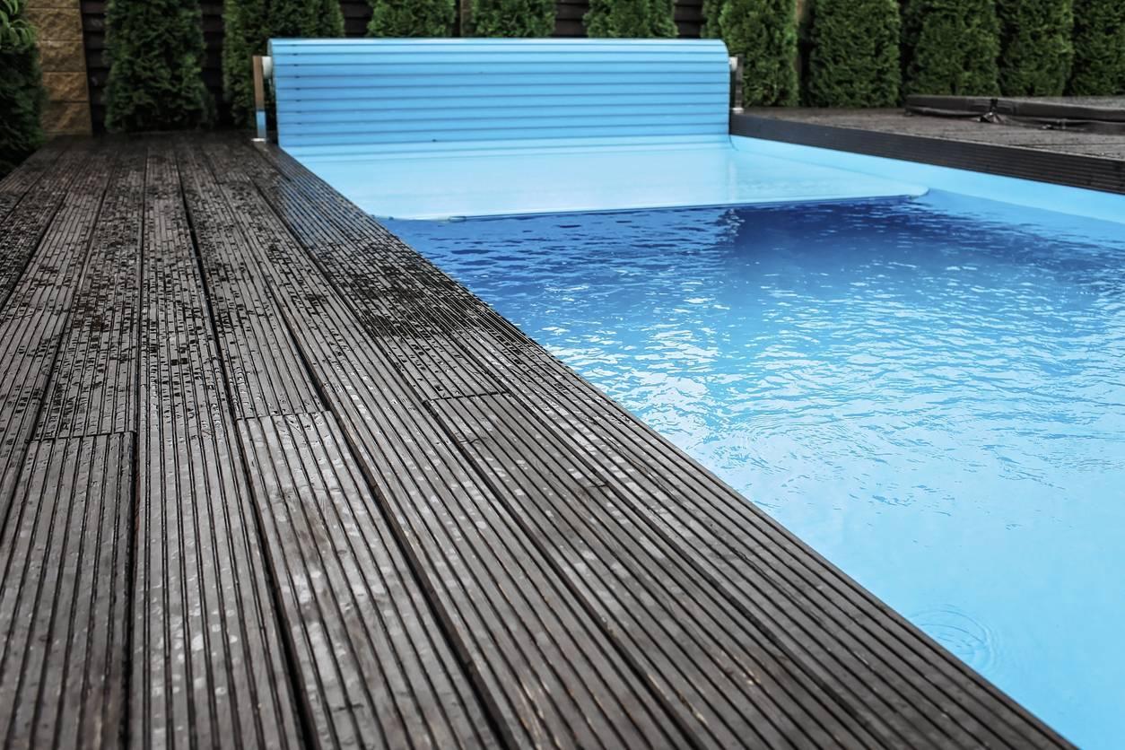 garder l'eau chaude volet roulant piscine